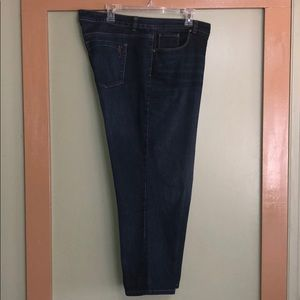 Style & Co Ex-Boyfriend Curvy Ankle Jeans